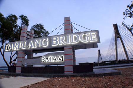 barelang bridge new
